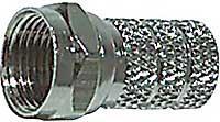 F konektor 7 mm koax - DVDK197